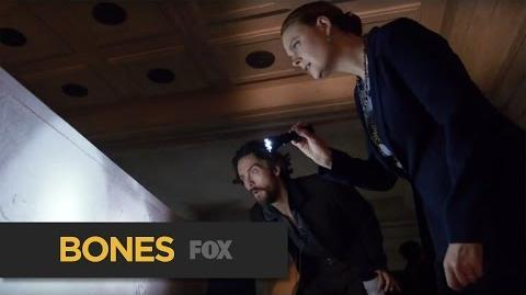 BONES BONES & SLEEPY HOLLOW Crossover Halloween Event FOX BROADCASTING