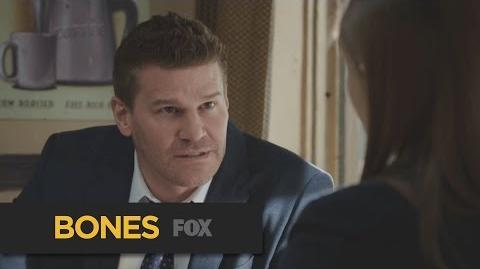 """BONES I'm Strong Enough from """"The Eye in the Sky"""" FOX BROADCASTING"""