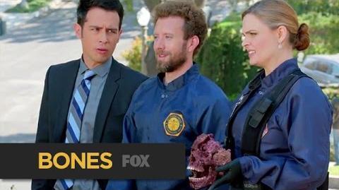 "Promo for ""The Mutilation of the Master Manipulator"" BONES FOX BROADCASTING"