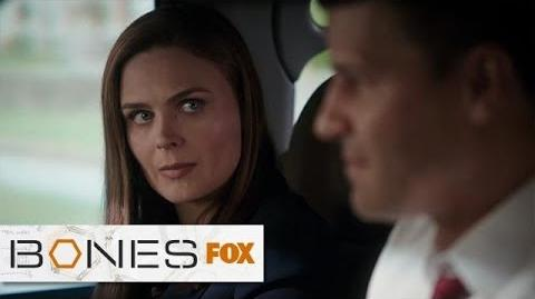 """Gut Instinct from """"The Nail In The Coffin"""" BONES FOX BROADCASTING"""