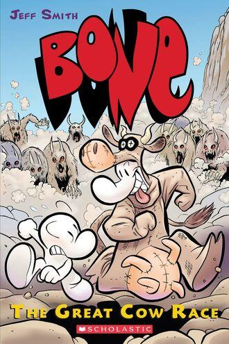 Bone The Great Cow Race