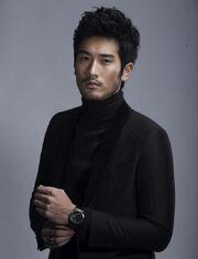 Godfrey-gao