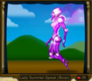 Lady Summer-Speak