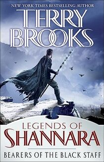 Bearers of the Black Staff Cover