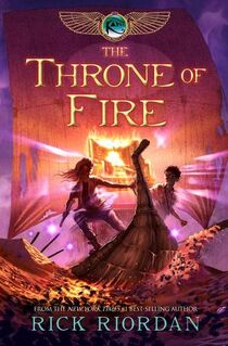 Throne Of Fire Cover