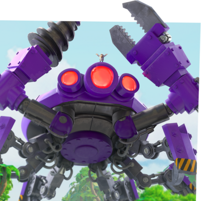 MegaCrabArt
