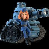 Tank-platform