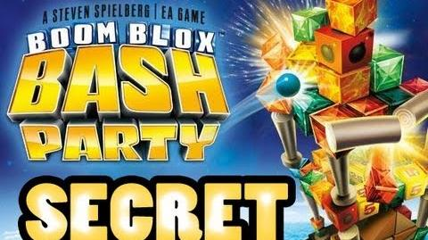 Boom Blox Bash Party Magnetic Blox!