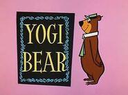 Yogi Bear Logo