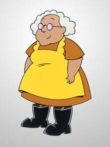 Muriel Bagge