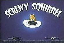 Screwy logo