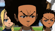 The Boondocks Huey and Riley 4