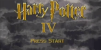 Harry Potter IV