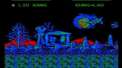Mortal Kombat Trilogy (MK 5) (NES Pirate Game)