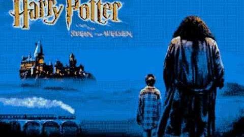 Sega Mega Drive GENESIS Harry Potter Unlicensed Прохождение Playthrough