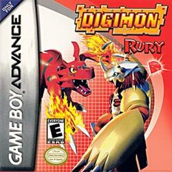 GB Digimon Rury