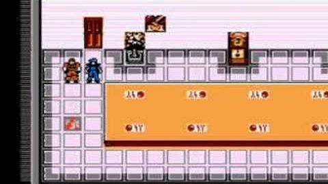 Bio Hazard on Famicom