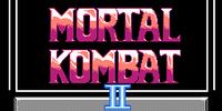 Mortal Kombat II (Yoko)