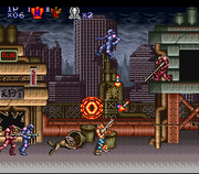 Contra III Gameplay
