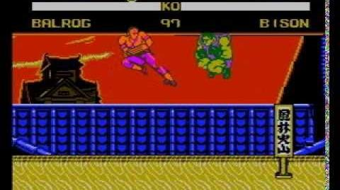 Street Fighter IV Pro 10 (NES Pirate Game)-0