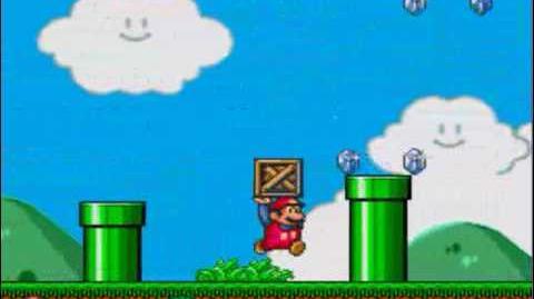 Super Mario World - Sega Genesis Megadrive Game