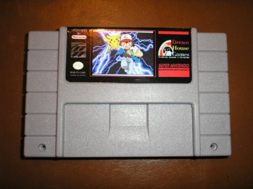 File:Poket Monster SNES.jpg