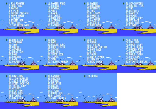 File:101合1(AT-103)(合卡) 101-in-1 Arcade Action II (AT-103) (Unl) -!- 2.png