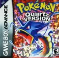 Pokemon Quartz Boxart