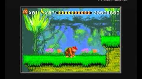 Donkey Kong 2 by Sintax (Playthrough) (Game Boy Advance)