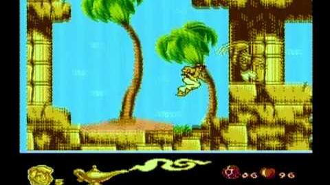Aladdin (Super Game) - Прохождение