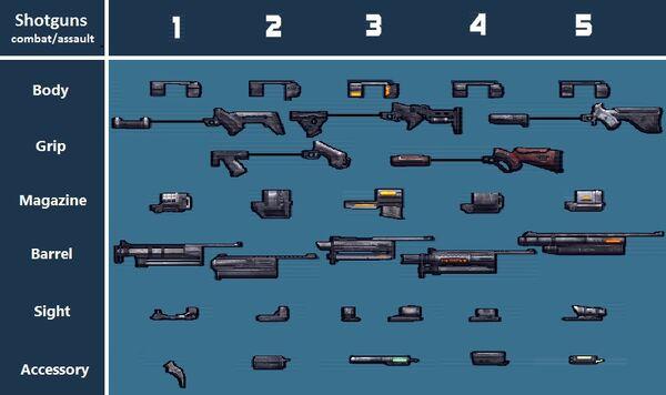Combat-Assault Shotgun
