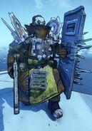 Nomad Badass Bloodshot 1