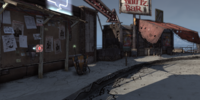 T-Bone Junction: Weapon Crate Locations