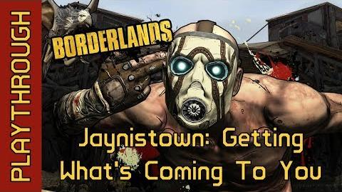 Jaynistown Getting What's Coming To You