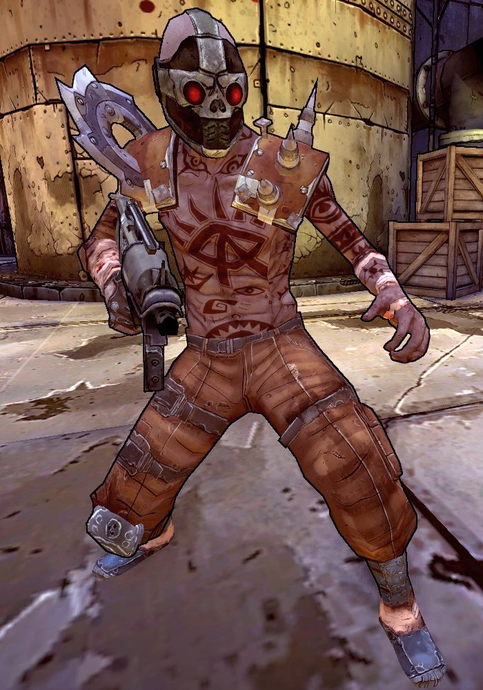 Borderlands The Pre sequal