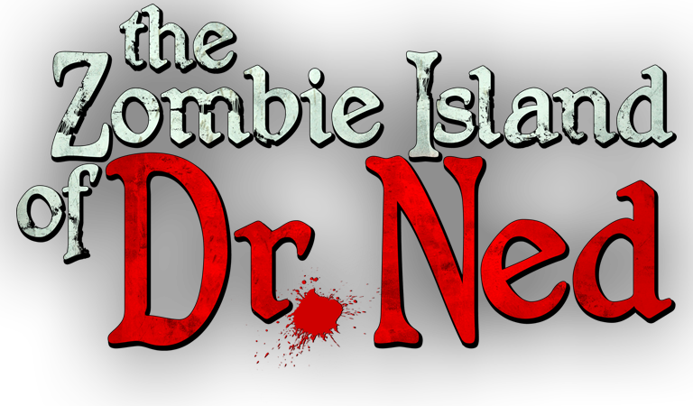 Archivo:Zombie Island of Dr. Ned logo.png