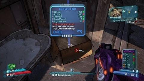 Borderlands 2 - Seven Easter Egg