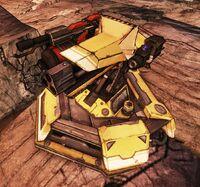 Hyperion Field Turret XF