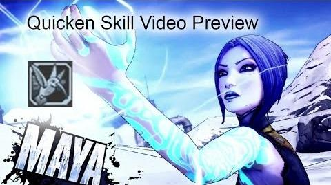Quicken skill video preview