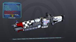 Sinewy Torguemada 70 Blue Explosive
