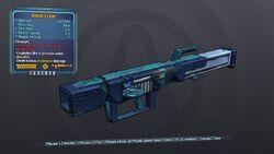 Kaneda's Laser 70R Orange Explosive