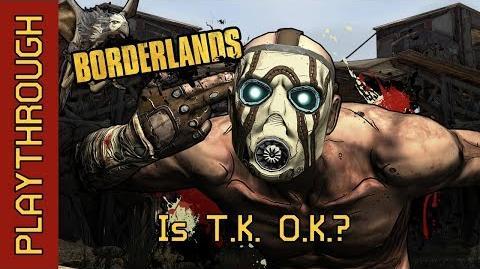 Is T.K. O.K