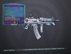 Resolute Blaster (Vladof)