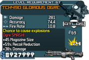 TCH490 Glorious Ogre