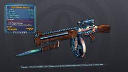 Razor Hammer Buster II 72 Orange None