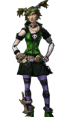 Gaige-skin-dont call her green