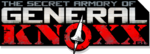 The Secret Armory of General Knoxx logo.png