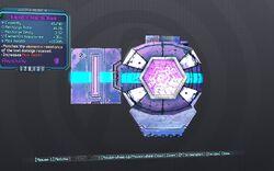 Diagnostic adaptive shield