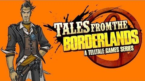 Tales from the Borderlands A Telltale Series Game -- Announcement Trailer
