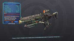 Hyper Mining Laser 70 Blue Fire